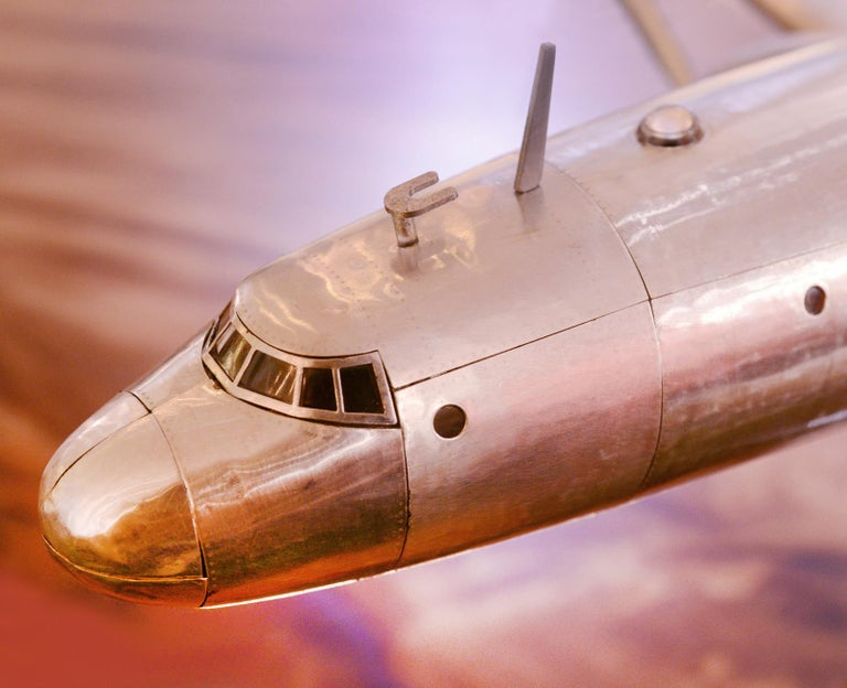 Constellation Lockheed L1049 Aircraft Model For Sale 8
