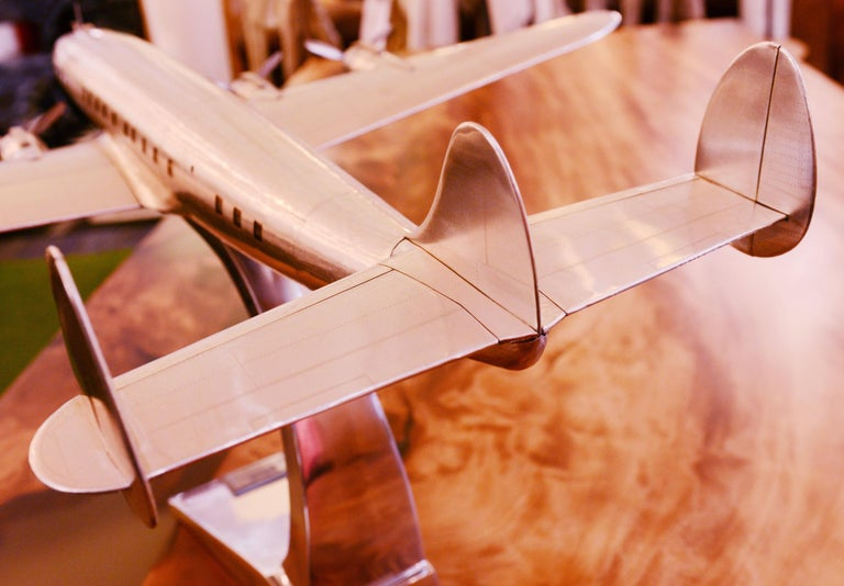 Constellation Lockheed L1049 Aircraft Model For Sale 10