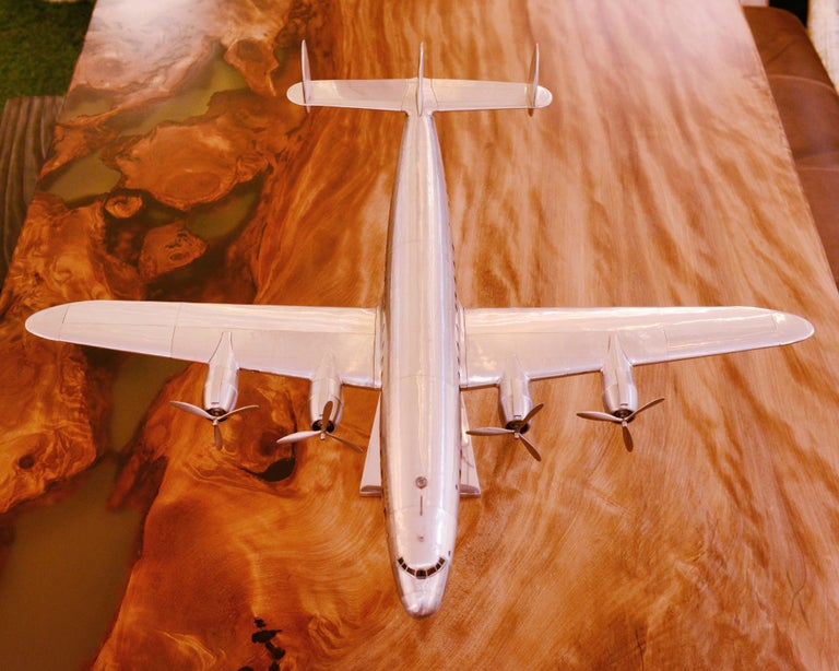 Constellation Lockheed L1049 Aircraft Model For Sale 1