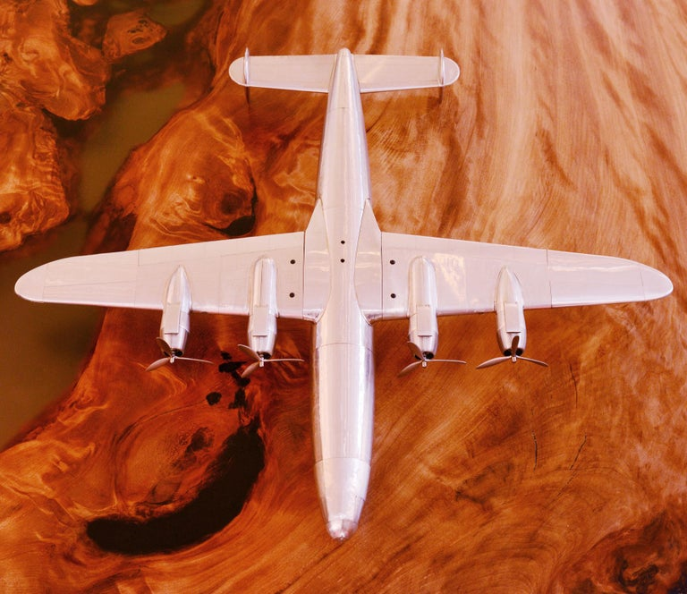 Constellation Lockheed L1049 Aircraft Model For Sale 2