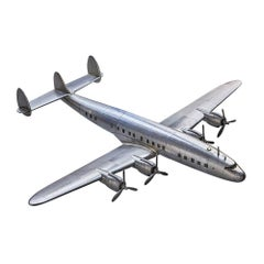 Constellation Lockheed L1049 Aircraft Model