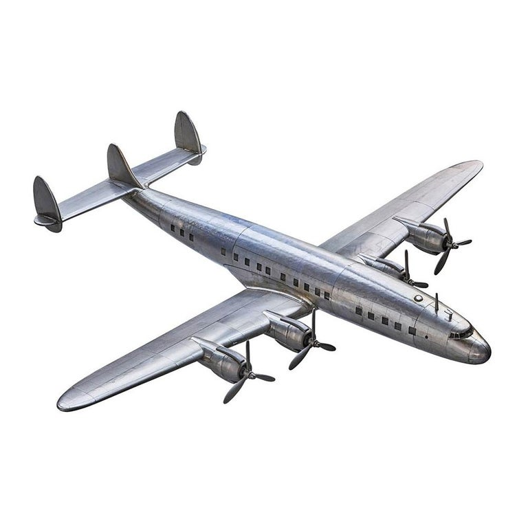 Constellation Lockheed L1049 Aircraft Model For Sale