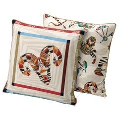 Constellation Printed Cushion