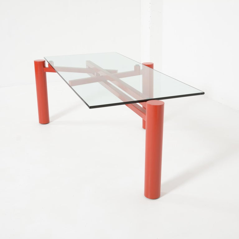 Constructivist Dining Table by Christophe Gevers For Sale 3