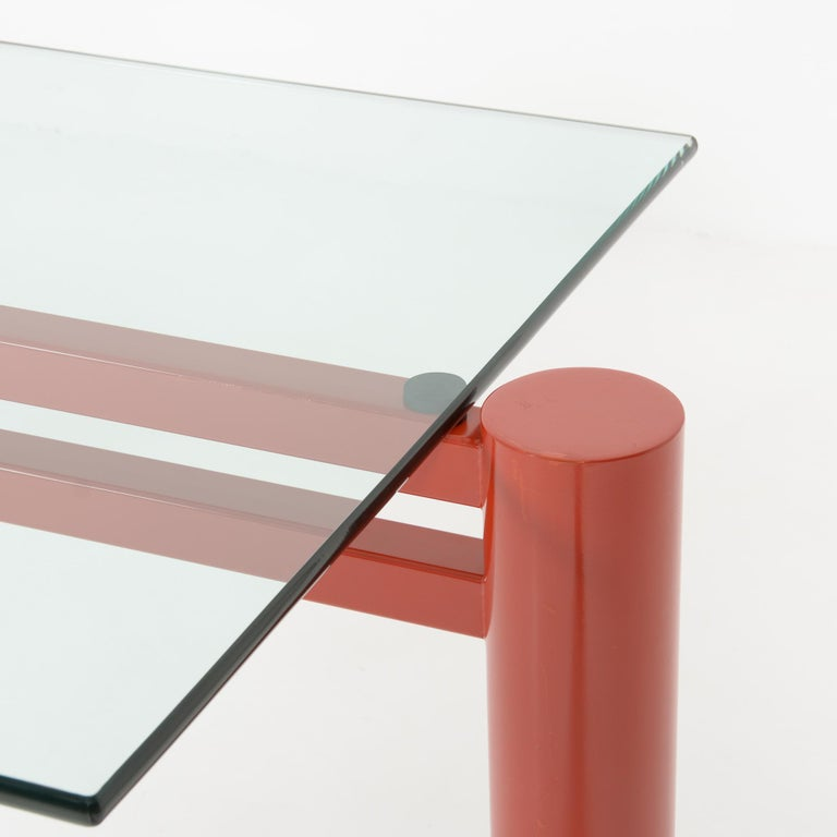 Constructivist Dining Table by Christophe Gevers For Sale 4