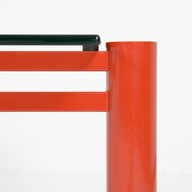 Constructivist Dining Table by Christophe Gevers For Sale 5