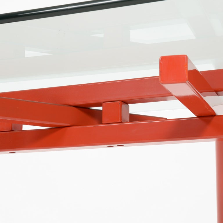 Constructivist Dining Table by Christophe Gevers For Sale 11