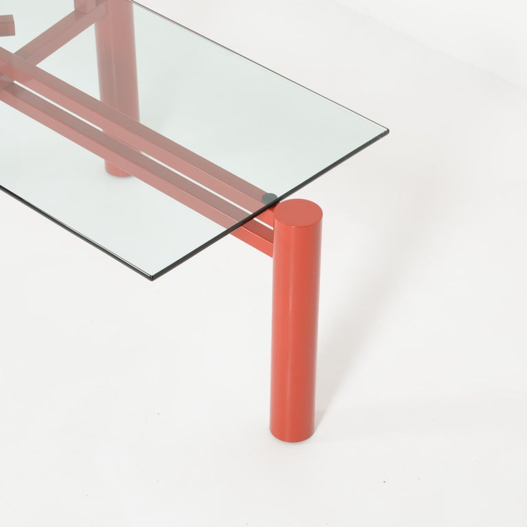 Belgian Constructivist Dining Table by Christophe Gevers For Sale