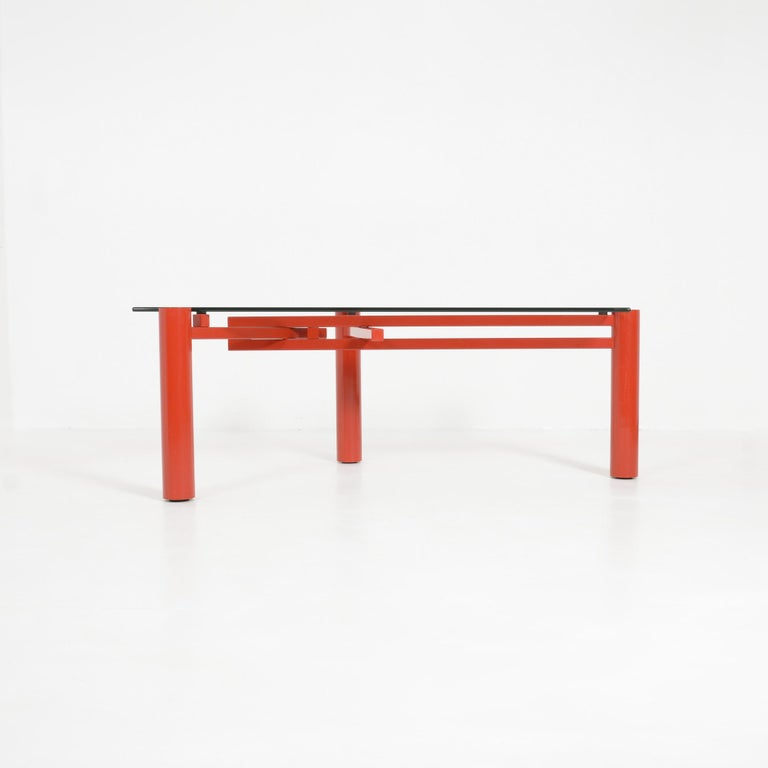 Constructivist Dining Table by Christophe Gevers For Sale 2