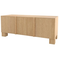 Contemporary 101 Storage in Oak by Orphan Work, 2019