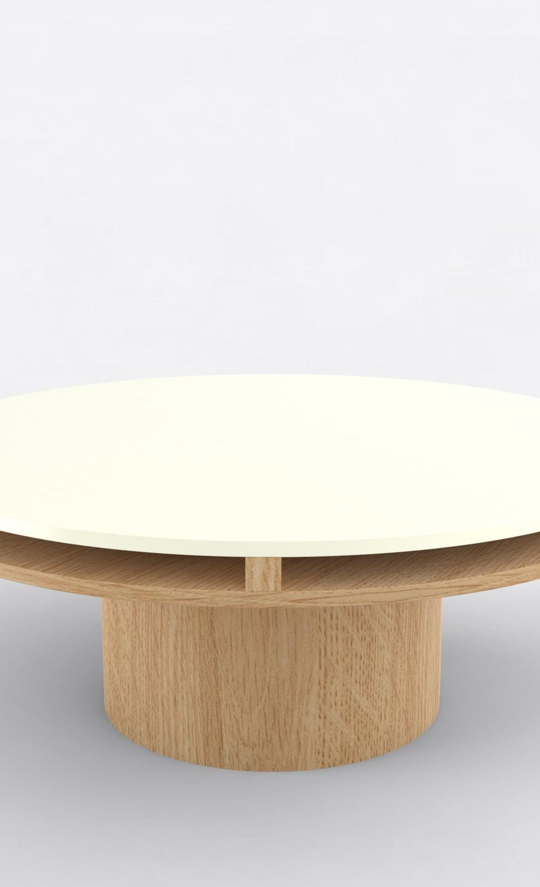 Orphan Work 102 coffee table, 2019
