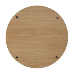 Contemporary 102W Sconce in Oak by Orphan Work