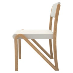 Contemporary 200 Side Chair in Oak by Orphan Work