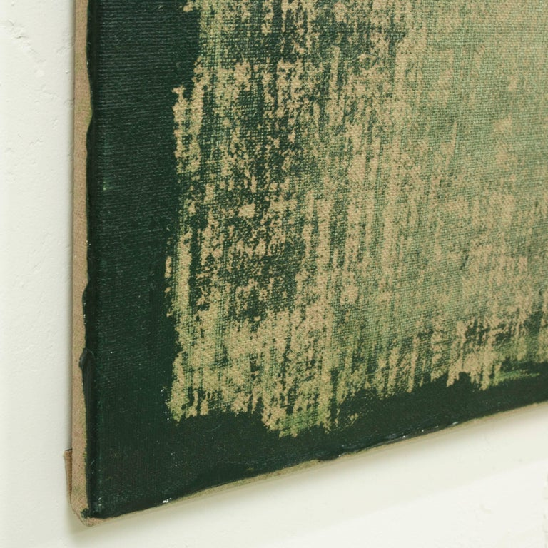 Minimalist Contemporary Abstract Painting by Kirsten Hutsch For Sale