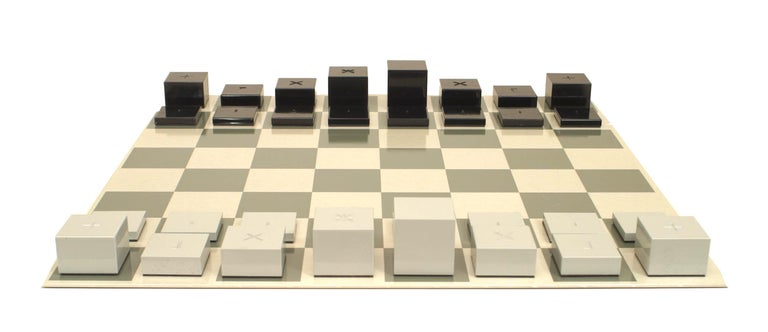 Contemporary Aluminum Chess Set By Justin D Philips For Sale At 1stdibs,Home Decorating Programs