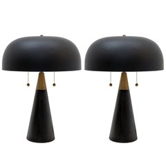 Custom 'Alvaro' Table Lamps