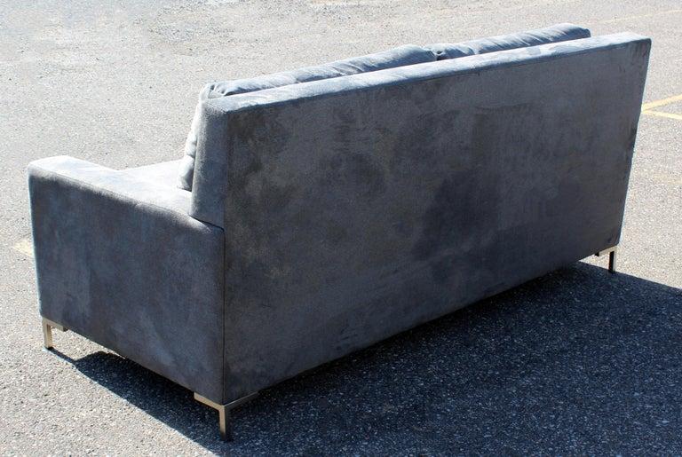 Fabric Contemporary American Leather Co. Comfort Sleeper Sofa
