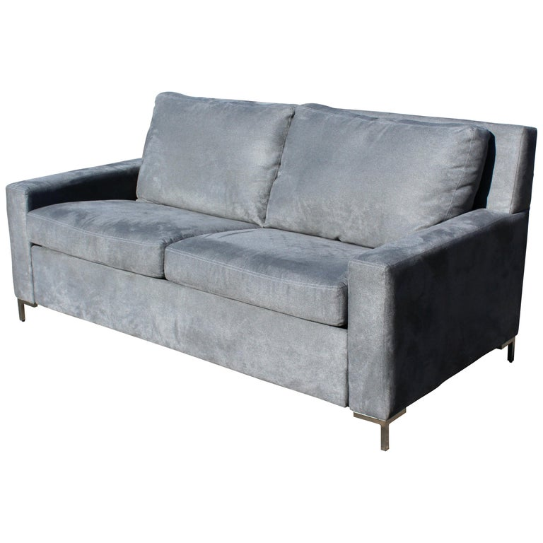 Contemporary American Leather Co. Comfort Sleeper Sofa