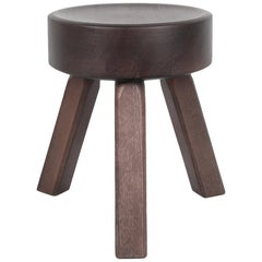 Contemporary AML Stool Dark