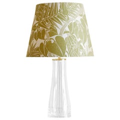 """Contemporary Artek """"M510"""" Table Lamp with Customized Lamp Shade, Finland"""