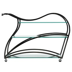 Contemporary Bar Cart, 20th Century
