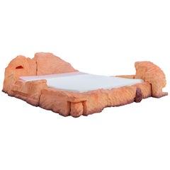 Contemporary Bed 'Epidrome' by Touche-Touche
