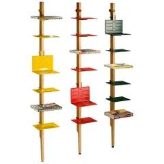 Contemporary Book Shelf Stand