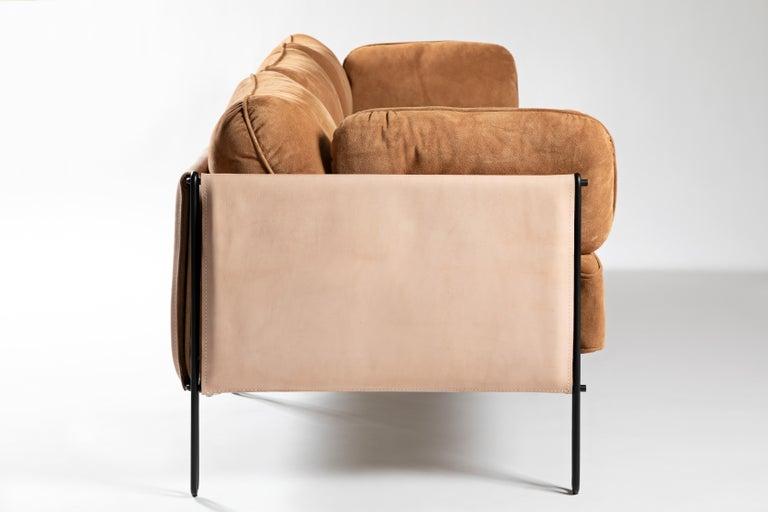 Minimalist Brazilian Sofa