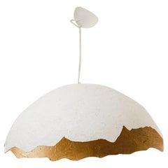 Contemporary Broken Egg Lamp