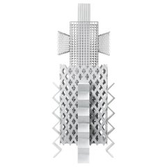 Contemporary Bruto Sculpture in Aluminium by Altreforme