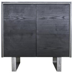 Contemporary Buffet Black Ash #2