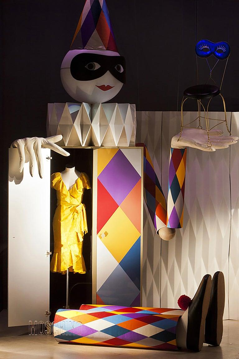 Contemporary Camicia Cabinet in Aluminium by Altreforme In New Condition For Sale In Calolziocorte (Lecco) Italy, IT