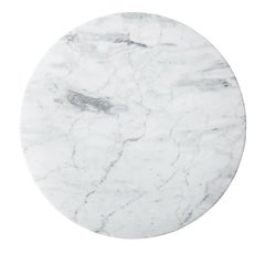 Contemporary Carrara Marble Tray