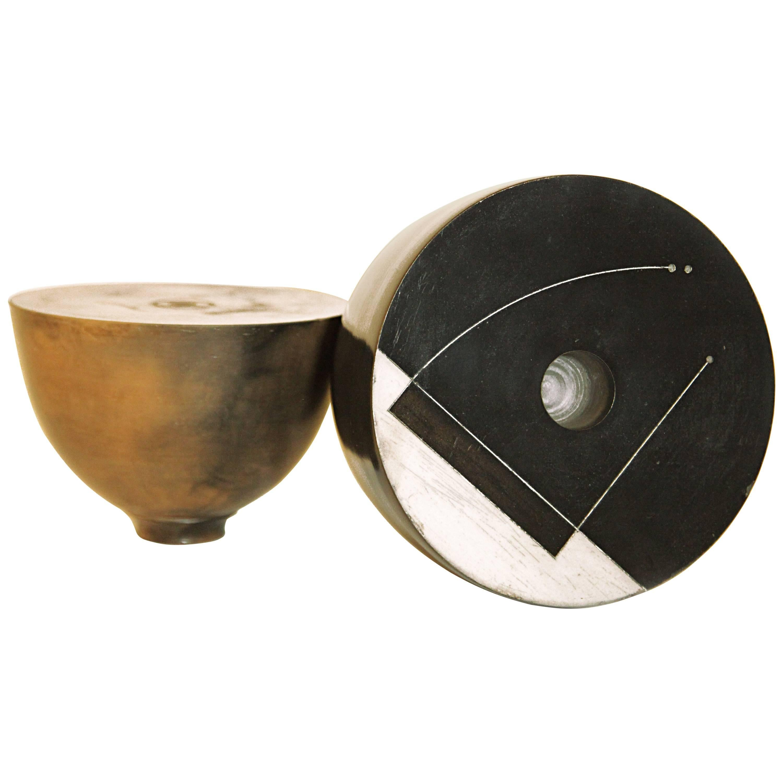 Contemporary Ceramic Object by Tjok Dessauvage