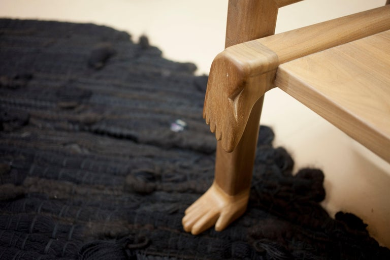 Crawl Chair by Material Lust, 2015 10