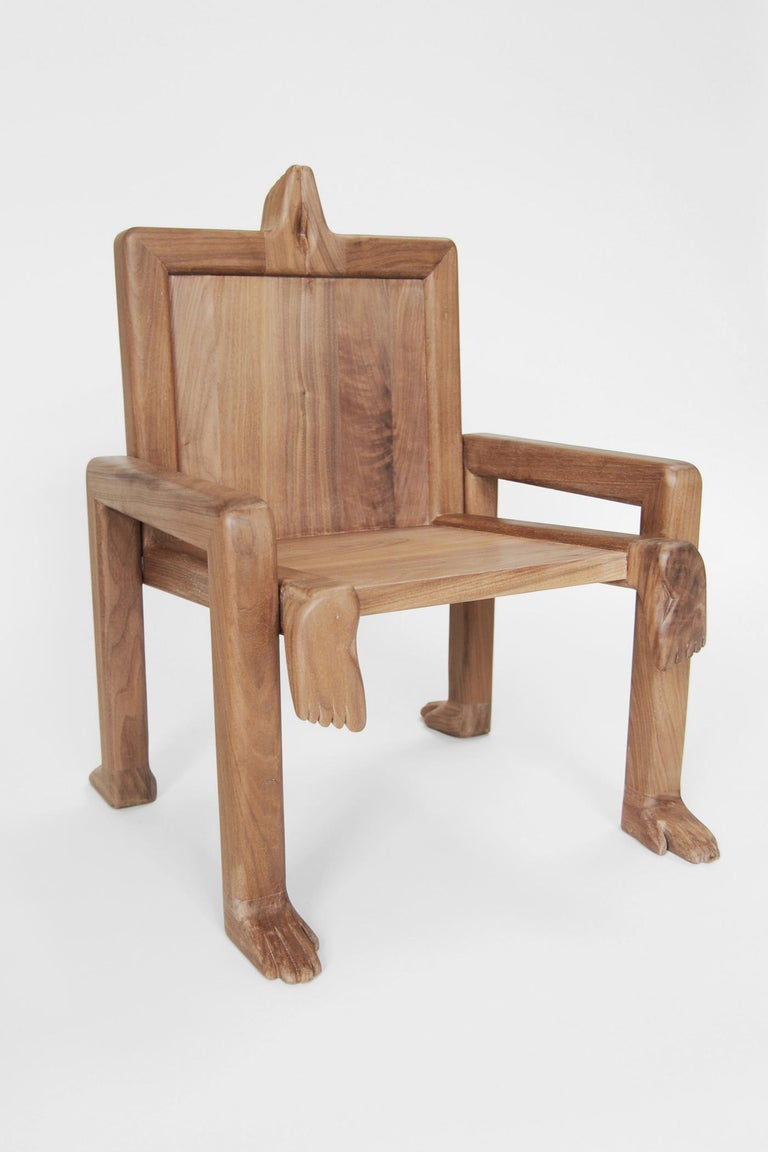 Crawl Chair by Material Lust, 2015 3