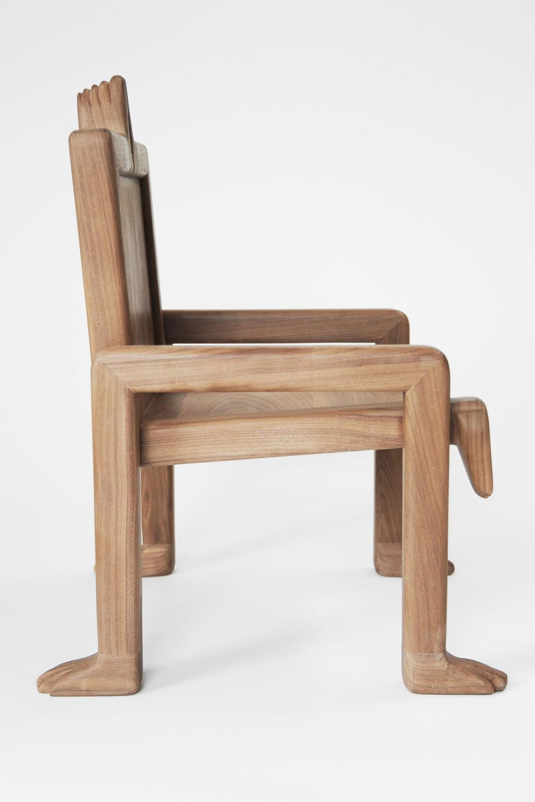 Crawl Chair by Material Lust, 2015 4