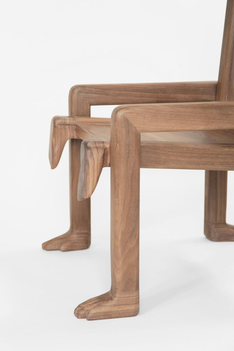 Crawl Chair by Material Lust, 2015 6