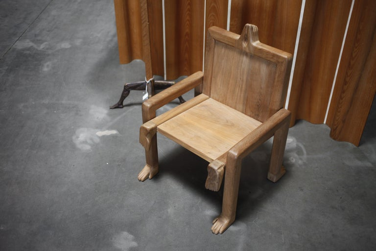 Crawl Chair by Material Lust, 2015 9