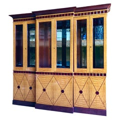 Contemporary China Cabinet, Custom Made