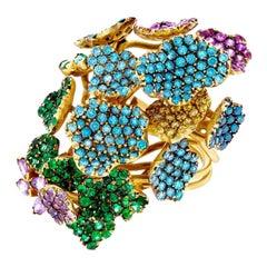 Emerald More Rings