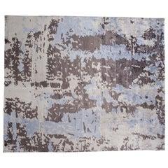 Moderne Farben abstrakter Teppich