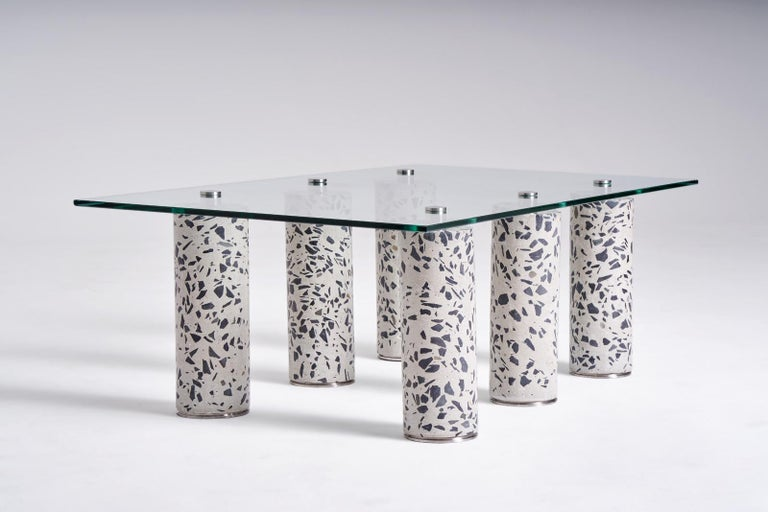 Other Contemporary Concrete Coffee Table, 6 by Oliver Whyte For Sale