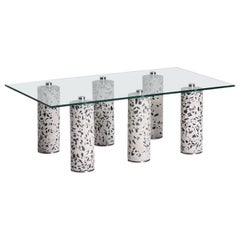 Contemporary Concrete Coffee Table, 6 by Oliver Whyte