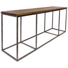 Contemporary Console Table, circa 2000, France