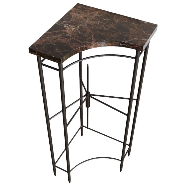 Contemporary Corner Table, by Chapter-101 For Sale