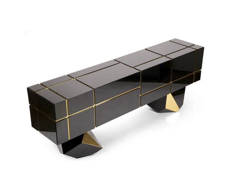 Credenza solitaire