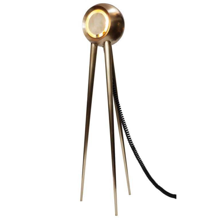 Crepuscule Floor Lamp by Material Lust, 2015 1