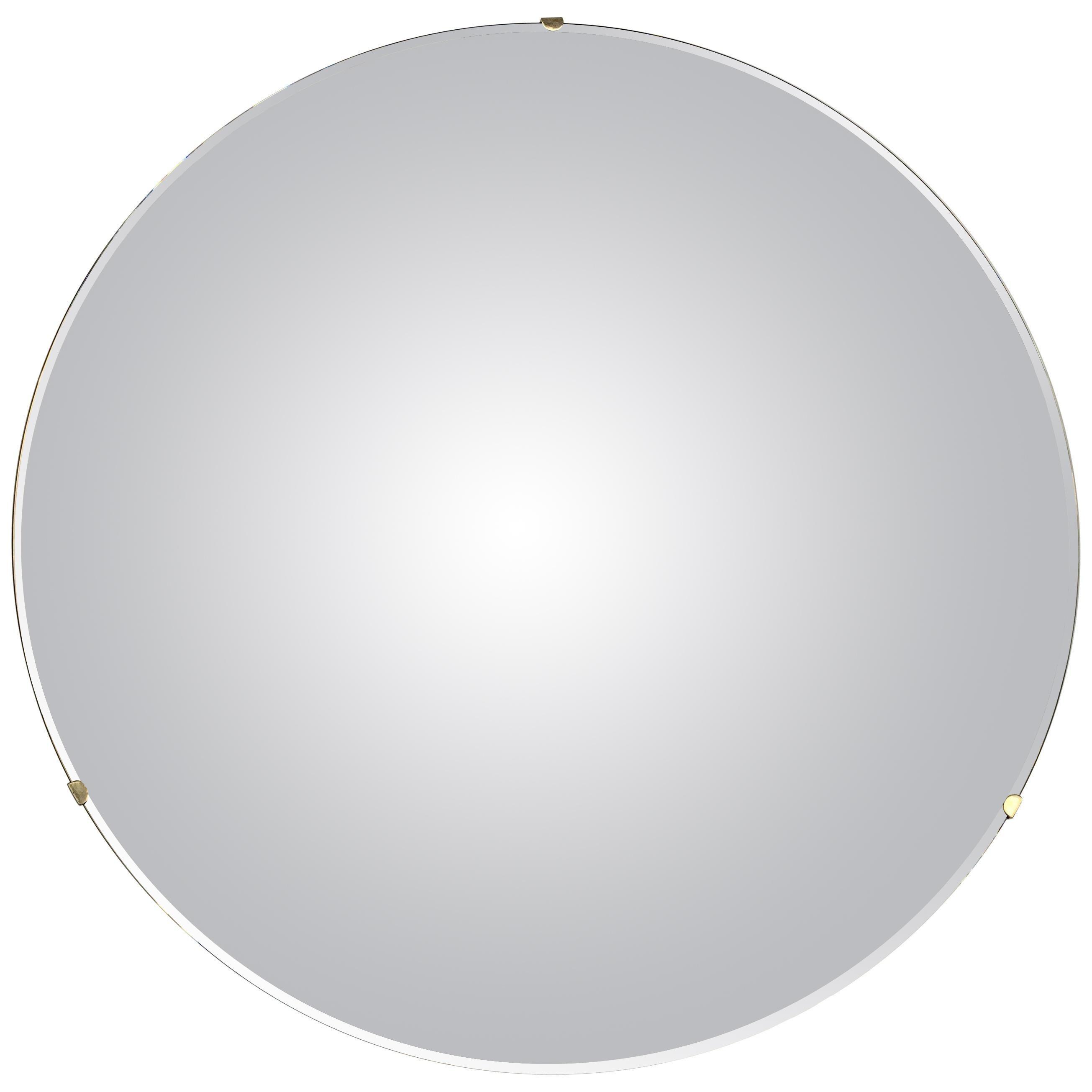 Contemporary Curve Mirror, Italy