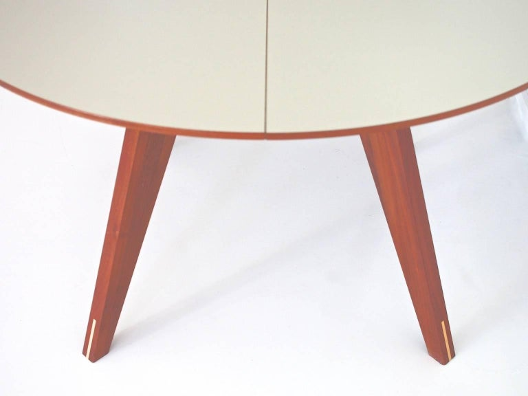 Scandinavian Modern Contemporary Danish Extendable Dining Table by Bolia For Sale